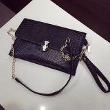 새로운 디자인 숙녀 지갑 뱀 피부 패턴 어깨에 매는 가방 Sy7660