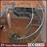 Projeto espiral moderno das escadarias (DMS-1009)