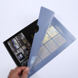 بيع بالجملة صنع وفقا لطلب الزّبون يطبع [بفك] كتاب تغطية بلاستيكيّة كتاب ملا في [غنغزهوو]