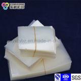 Белый прозрачный мешок пластичный упаковывать вакуума