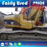Le Japon initial fait excavatrice hydraulique utilisée du tracteur à chenilles 320dl (bêcheur)
