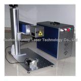 Цветастая машина маркировки лазера для печатной машины нержавеющей стали/лазера