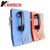Llamada de servicio Knzd-23 Bancos de Servicios Públicos de Emergencia Teléfono Industrial