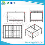 Spigot Box Truss 290*290mm como Stage Roof