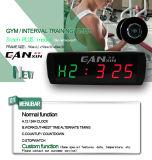 [Ganxin] Sports 3 Zoll LED-Bildschirmanzeige-Eignung Alarmuhr Digital-LED