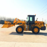 Azienda agricola Wheel Loader con 3ton Rated Load