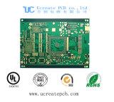 Carte à circuit imprimé multicouche de télévision en circuit fermé de garantie avec du ce RoHS