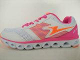方法女性のパッチワークの網の運動靴
