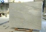 Marmo bianco Polished di Guangxi per le lastre, mattonelle, controsoffitto