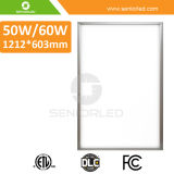 Hoge Power 60W LED Panel Light met 110lm/W Lumen