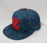 Nueva casquillo tejido de la era 2016 gorra de béisbol plana (WB-080104)