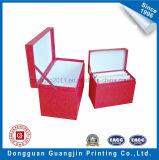 Специальная материальная бумажная твердая коробка хранения