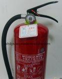 beweglicher trockener Feuerlöscher des Puder-3kg (GB4351.1-2005)