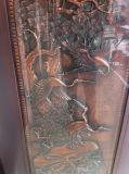 Eindeutige Kunst-Kupfer-Luxuxtür