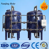 Fabricante industrial del filtro de arena del tratamiento de aguas de Ss304 Ss316