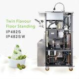 Machine de crême glacée avec le modèle IP482s de l'Italie