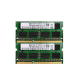 Voll unterstützte RAM-Speicher DDR3 2GB 1333MHz SODIMM für