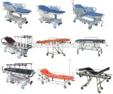 Barella idraulica per i trasporti dell'ospedale