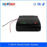 2kVA 24V Gleichstrom zum Wechselstrom-Inverter-hybriden Solarinverter