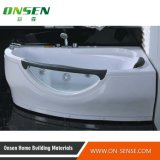 3mm Acrylic Free Standing Massage Bathtub