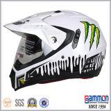 Холодная белизна с шлема дороги с надписью на стенах (CR407)