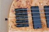 Нот Hanhai/гитара Brown электрическая басовая с 5 шнурами