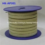De Verpakking van het Smeermiddel PTFE/Teflon van de Vezel van Aramid van de Isolatie van de hitte (Kevlar)