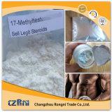 Rohes Reinheit Methyltestosteron CAS des Puder-Hersteller-99% Nr.: 58-18-4