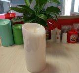 Vela blanca decorativa barata del pilar LED del hogar