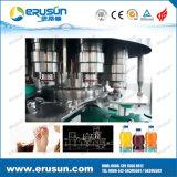 Máquina de enchimento Carbonated automática da bebida