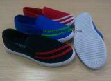 最新の人の余暇は蹄鉄を打つ注入のスリップオンのスポーツの靴(FF516-8)に
