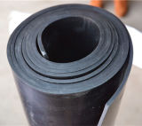 Feuilles en caoutchouc isolant électrique noir 2016 Chine
