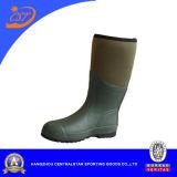 Ботинки удобного колена неопрена 5mm верхнего высокие водоустойчивые (66480)