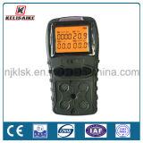 Détecteur de gaz multi portatif de K60-IV pour O2 H2s Lel/CH4 de Co