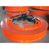 Type circulaire industriel électro-aimant de levage pour les rebuts en acier