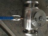 Tipo válvula da flange de API6d do porco de Receving