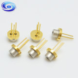 호의를 베푸는 가격 635nm 120MW To18-3.8mm 주홍색 Laser 다이오드 (HL63603TG)