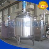 Réservoir de agitation/de mélange d'acier inoxydable pour la nourriture