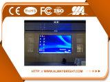 Venta caliente P6 LED a todo color de interior que hace publicidad de la tarjeta de la pantalla de visualización