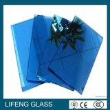 4mm-12mm desobstruídos, vidro reflexivo solar verde, cinzento, azul