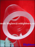 Manufacurer Wall Thickness Silica Quartz Glass Tubing