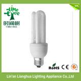 Luz energy-saving da lâmpada de T4 3u 12W 15W