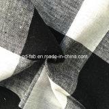 Geverfte Stof van het Garen van het linnen/de Katoenen (QF13-0760)