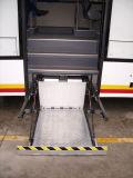 Wl-Uvl-1300 de Lading 350kg van de Lift van de Rolstoel van de bus met Ce- Certificaat