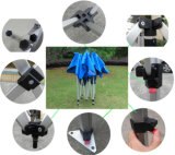 Изготовленный на заказ шатер сени печатание 3X3 алюминиевый