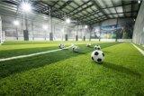 Grama artificial do futebol Anti-UV