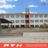 Estructura de acero de la luz simple y económica para el edificio del departamento