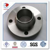 "ASTM ANSI B16.5 del borde de 300lb libra RF Wn de A182 F316L 4 """