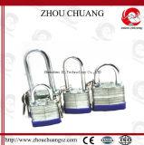 Cadeado laminado do metal Zc-G52 grilhão anticorrosivo