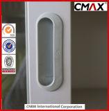 Armario de acero del metal del cabinete de archivo de la cabina que desliza la cabina de cristal Cmax-FC04-005 de la oficina de la puerta